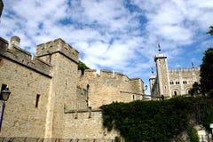Mening van Toren (Londen) Royalty-vrije Stock Fotografie