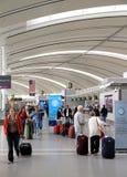 Mening van Toronto Pearson Airport Stock Afbeeldingen