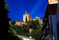 Mening van Torre DE La Vela stock foto's