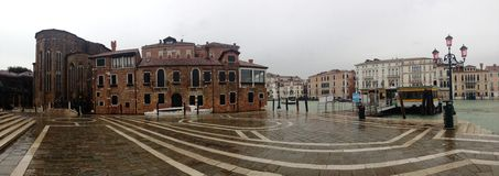 Mening van Venetië Royalty-vrije Stock Afbeeldingen