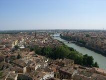 Mening van Verona Royalty-vrije Stock Fotografie