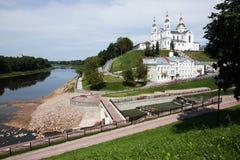 Mening van Vitebsk Stock Afbeeldingen