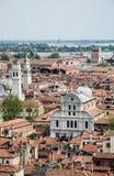 Mening, Venetië, Italië Stock Foto