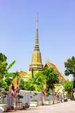 Mening Wat Pho Stock Foto
