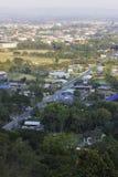 Meningen Nan City Royalty-vrije Stock Fotografie