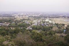 Meningen Nan City Stock Foto's
