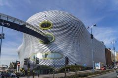 Meningen rond Birmingham het UK stock afbeelding