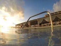 Meningen van een Zwembad Royalty-vrije Stock Afbeelding