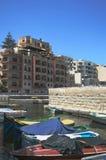 Meningen van Malta Royalty-vrije Stock Afbeeldingen