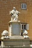 Meningen van Malta Royalty-vrije Stock Fotografie