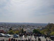 Meningen van Parijs stock afbeelding