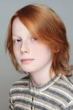 Menino adolescente Imagem de Stock