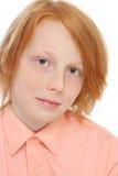 Menino adolescente Imagem de Stock Royalty Free