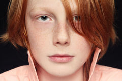 Menino adolescente Fotos de Stock