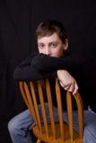 Menino adolescente Fotos de Stock Royalty Free