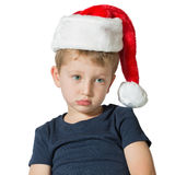 Menino adorável da criança de três anos fotografia de stock royalty free