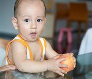 menino asiático Foto de Stock