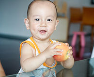 menino asiático Fotos de Stock