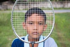 Menino asiático Fotos de Stock Royalty Free