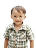 Menino asiático novo Imagens de Stock
