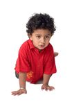 Menino asiático Fotografia de Stock Royalty Free