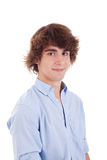 Menino bonito, sorrindo Foto de Stock