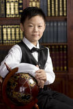 Menino chinês Fotos de Stock Royalty Free