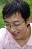 Menino chinês fotografia de stock royalty free
