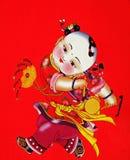 Menino chinês Imagem de Stock