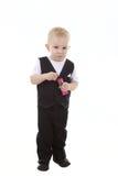 Menino da criança Imagem de Stock