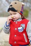 Menino da criança Fotos de Stock Royalty Free