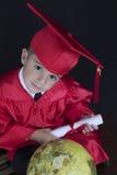 Menino da graduação Foto de Stock