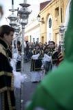 Menino de altar de Viacrusis Fotos de Stock