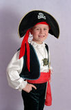 Menino do pirata Foto de Stock Royalty Free