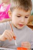 Menino do Preschooler Foto de Stock Royalty Free