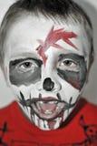 Menino do zombi Imagens de Stock Royalty Free