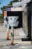 Menino dos grafittis Fotos de Stock
