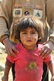 Menino nepalês Imagem de Stock