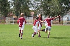 Meninos felizes Fotos de Stock Royalty Free