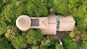 Menjangan, Bali widzieć od above z truteń kamerą zdjęcie wideo
