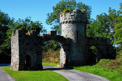 Menlo Castle, Ireland Royalty Free Stock Image