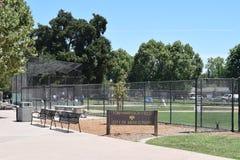 Menlo Park, Kalifornien stockfotos