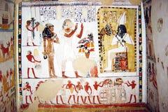 Menna tomb Royalty Free Stock Image