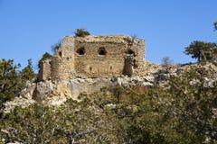 mennan的城堡 免版税库存图片