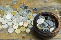 Mennica i savings dla biznesu Zdjęcie Stock
