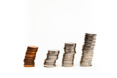 Mennicza grafika - Akcyjny wizerunek Zdjęcia Stock