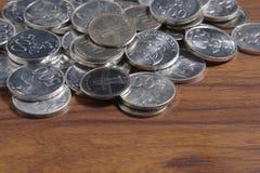 Mennicza rupia - Indonezyjski pieniądze Zdjęcie Royalty Free
