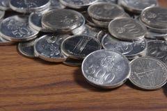 Mennicza rupia - Indonezyjski pieniądze Obrazy Royalty Free