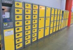 Mennicza szafka Melbourne Zdjęcia Stock