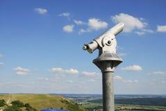 menniczy teleskop fotografia stock